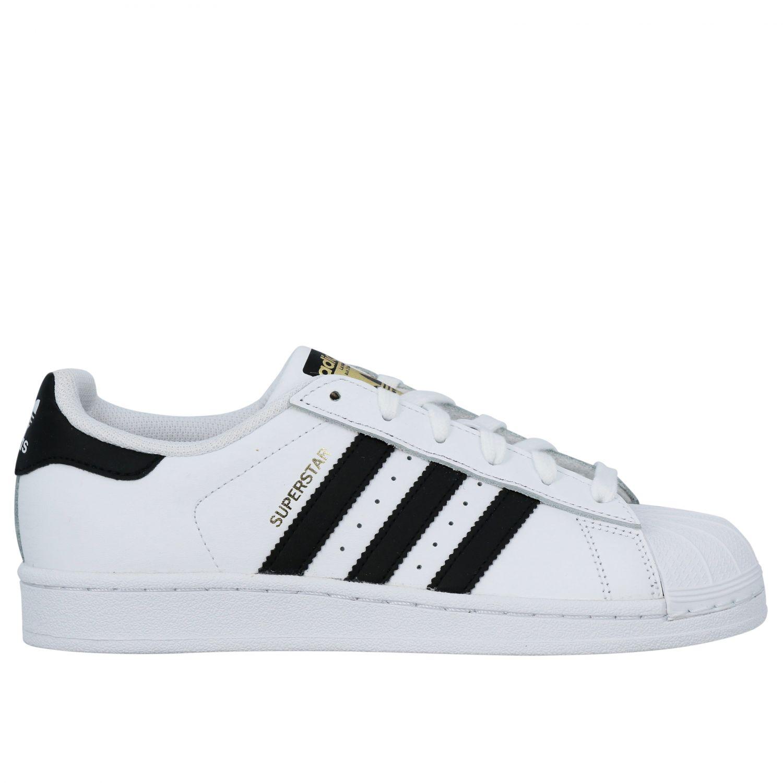 Shoes Adidas Originals: Shoes kids Adidas Originals white 1