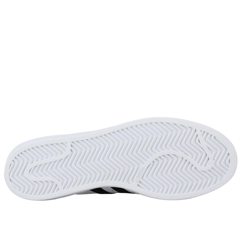 Shoes Adidas Originals: Shoes kids Adidas Originals white 6