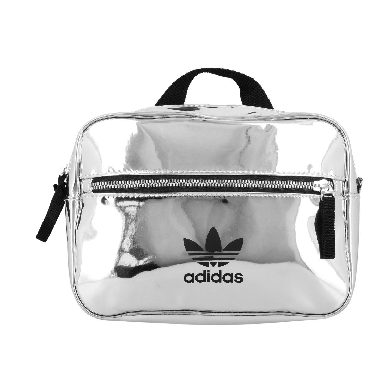 Клатч Adidas Originals: Клатч Детское Adidas Originals серебряный 1