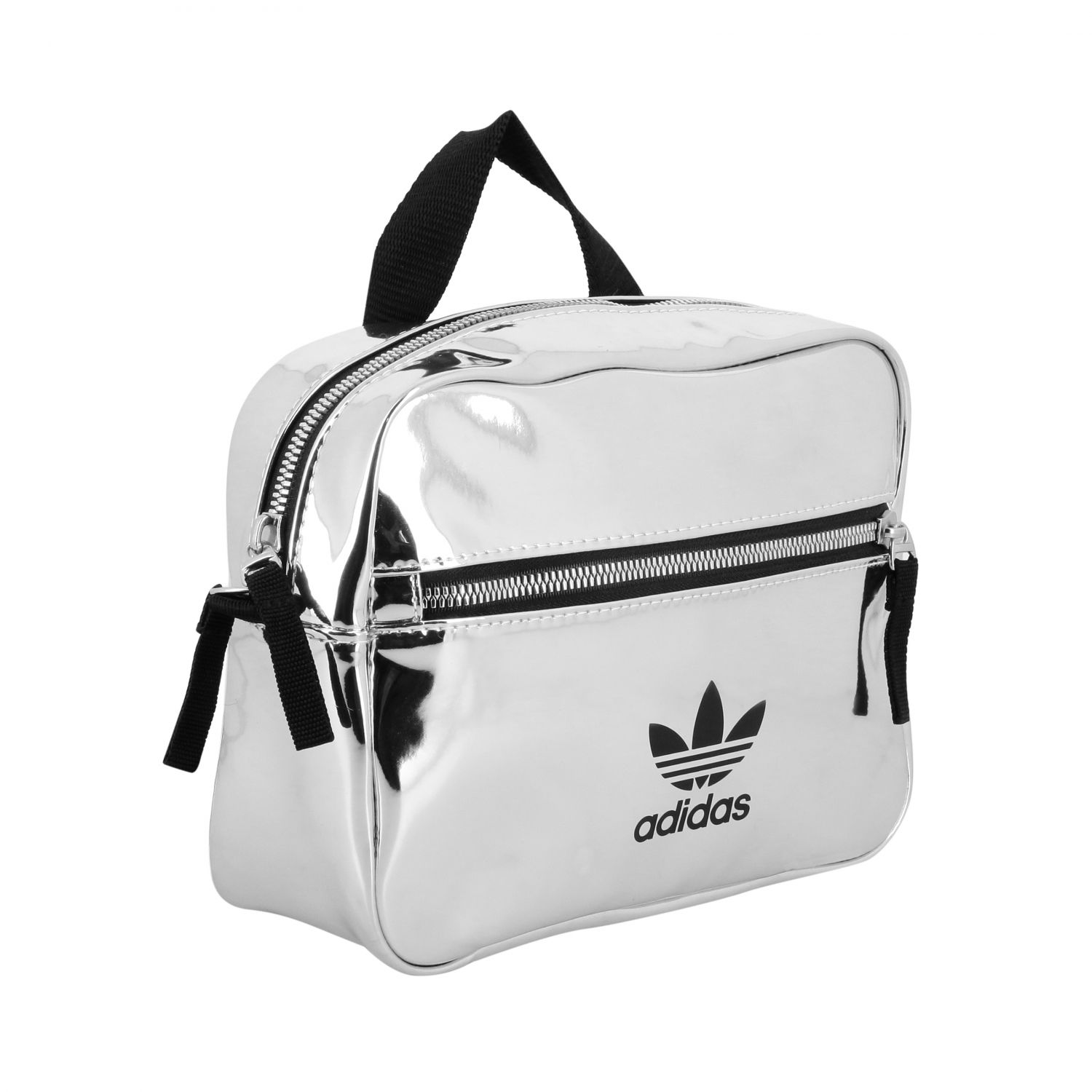 Clutch Adidas Originals: Clutch kids Adidas Originals silver 3