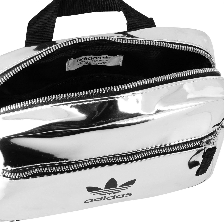 Клатч Adidas Originals: Клатч Детское Adidas Originals серебряный 5