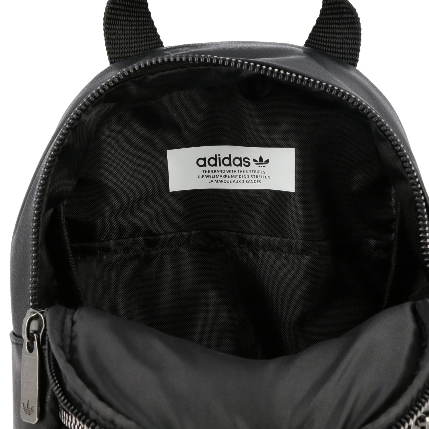 Clutch Adidas Originals: Clutch kids Adidas Originals black 5
