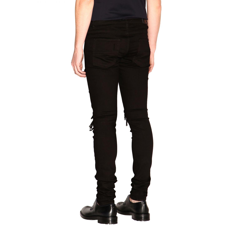 Jeans men Amiri black 3