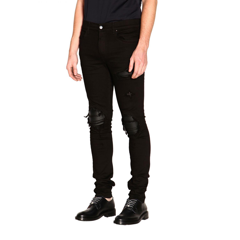 Jeans men Amiri black 4