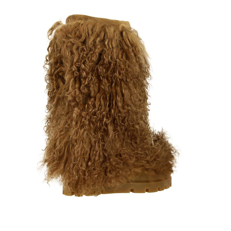 Boots women Casadei brown 4