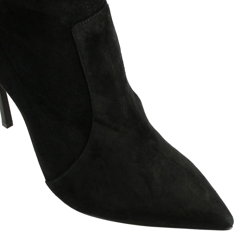 Boots women Casadei black 3