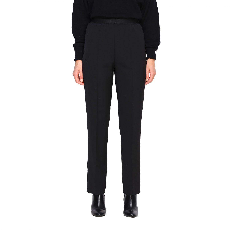 Pantalone donna Maison Margiela nero 1