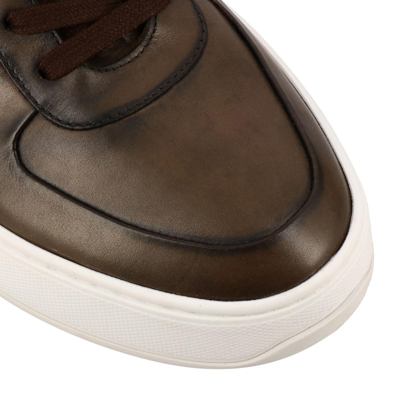 Schuhe herren Tod's kakao 4