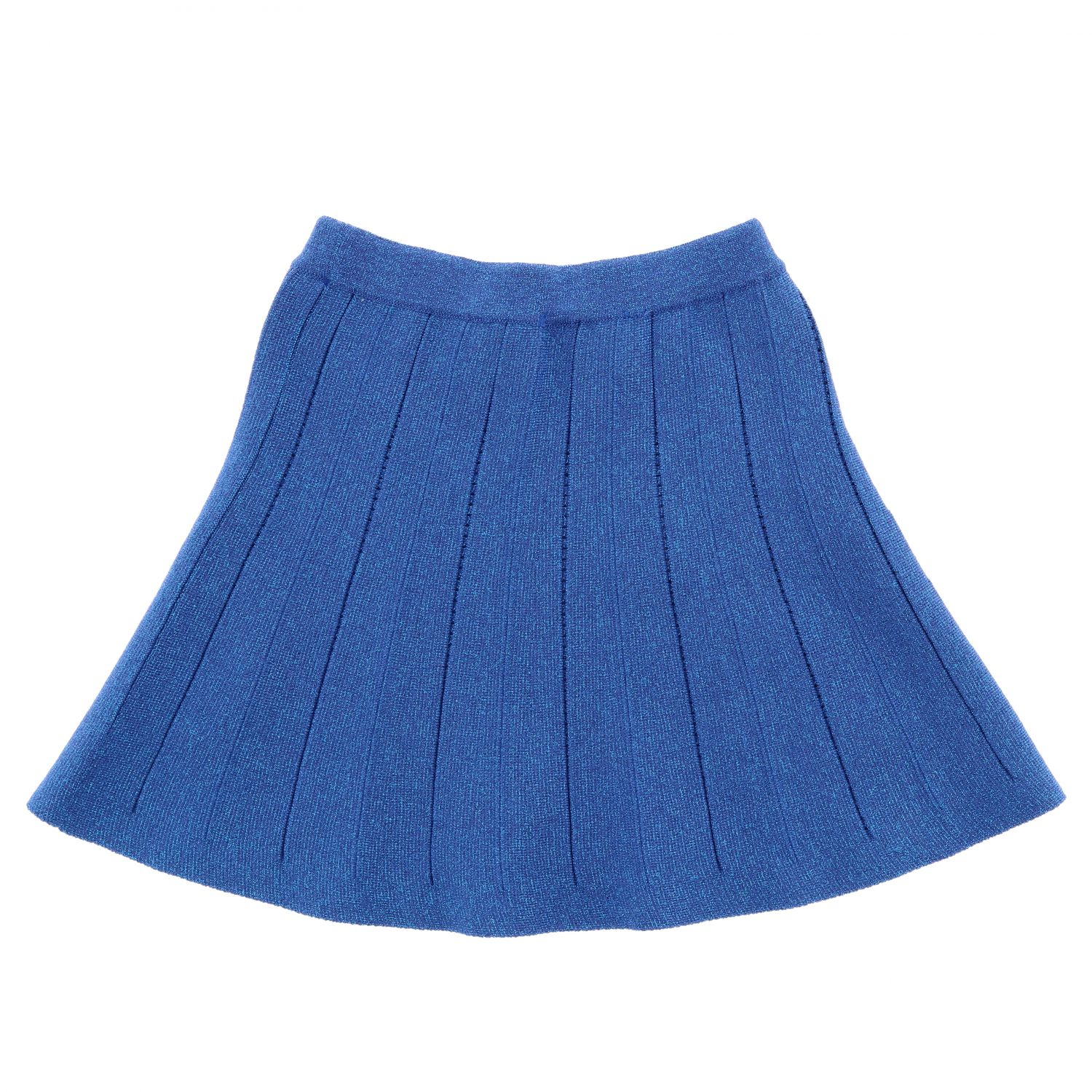 Skirt Alberta Ferretti Junior: Skirt kids Alberta Ferretti Junior gnawed blue 2