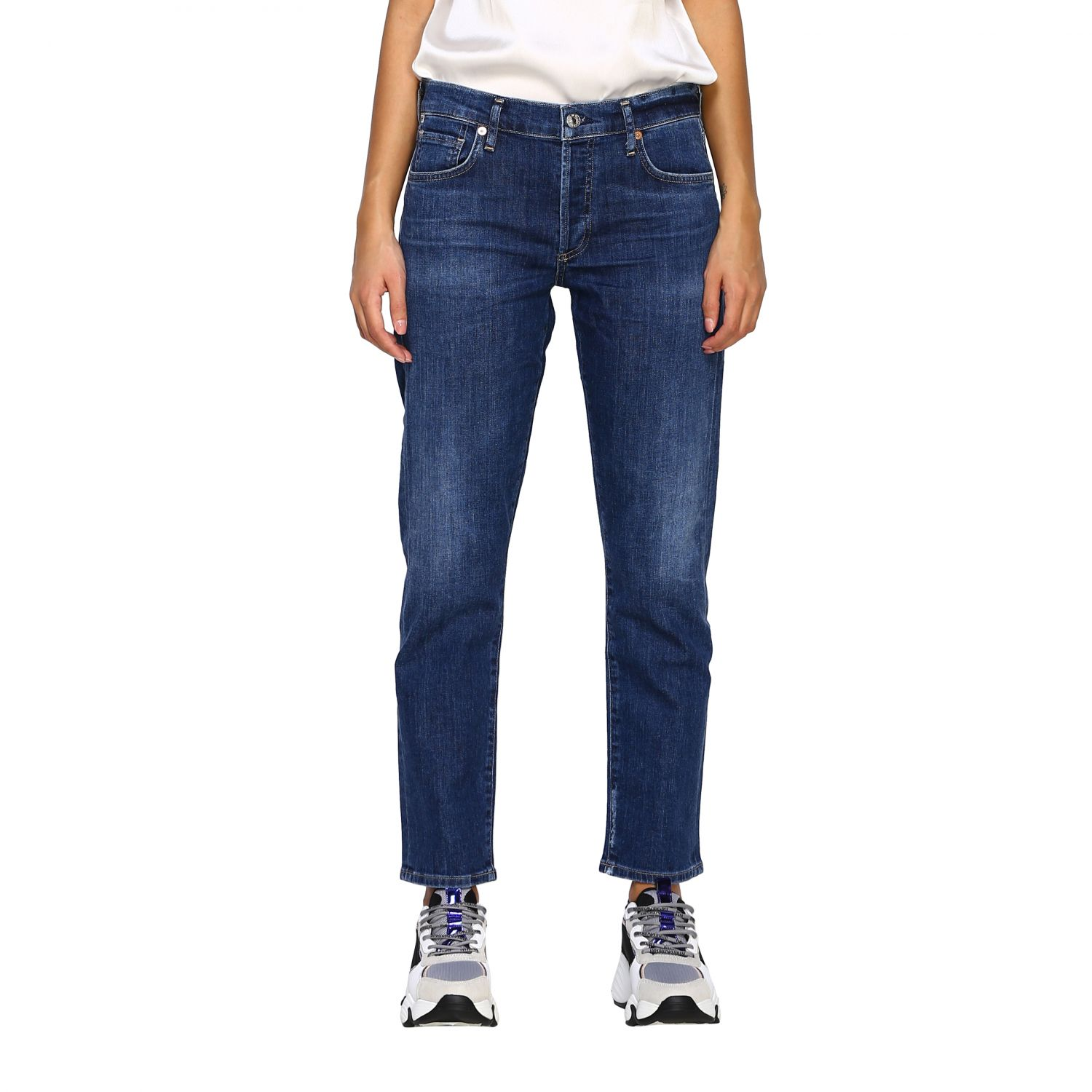 Jeans femme Citizens Of Humanity bleu 1