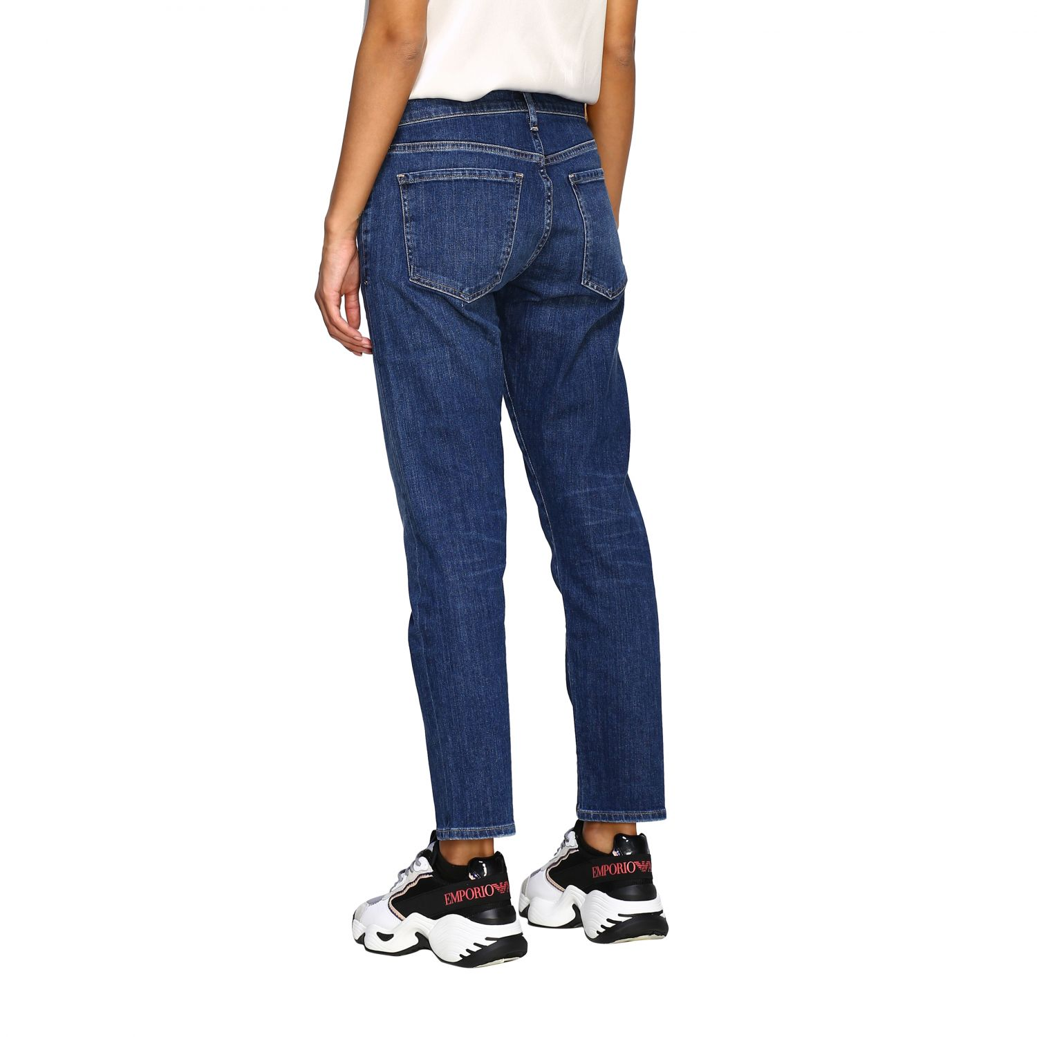 Jeans femme Citizens Of Humanity bleu 3