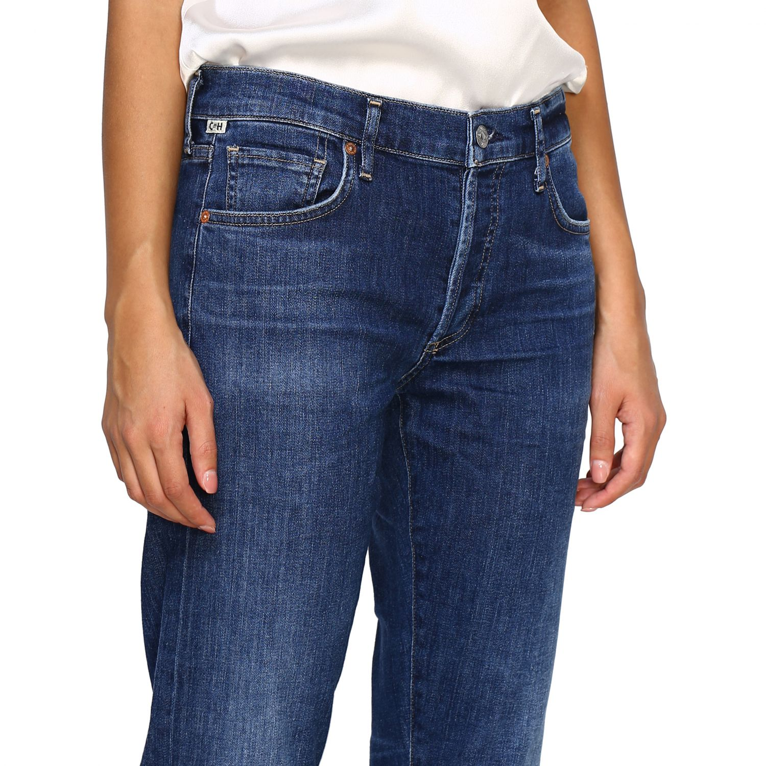 Jeans femme Citizens Of Humanity bleu 5