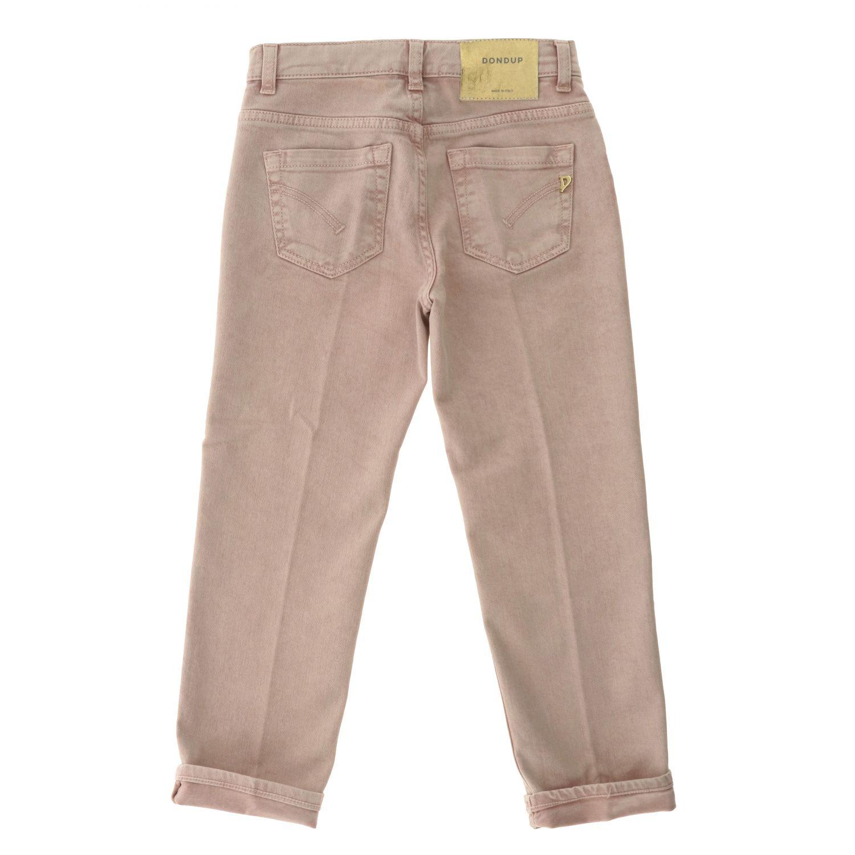 Pantalone Dondup: Pantalone bambino Dondup rosa 2