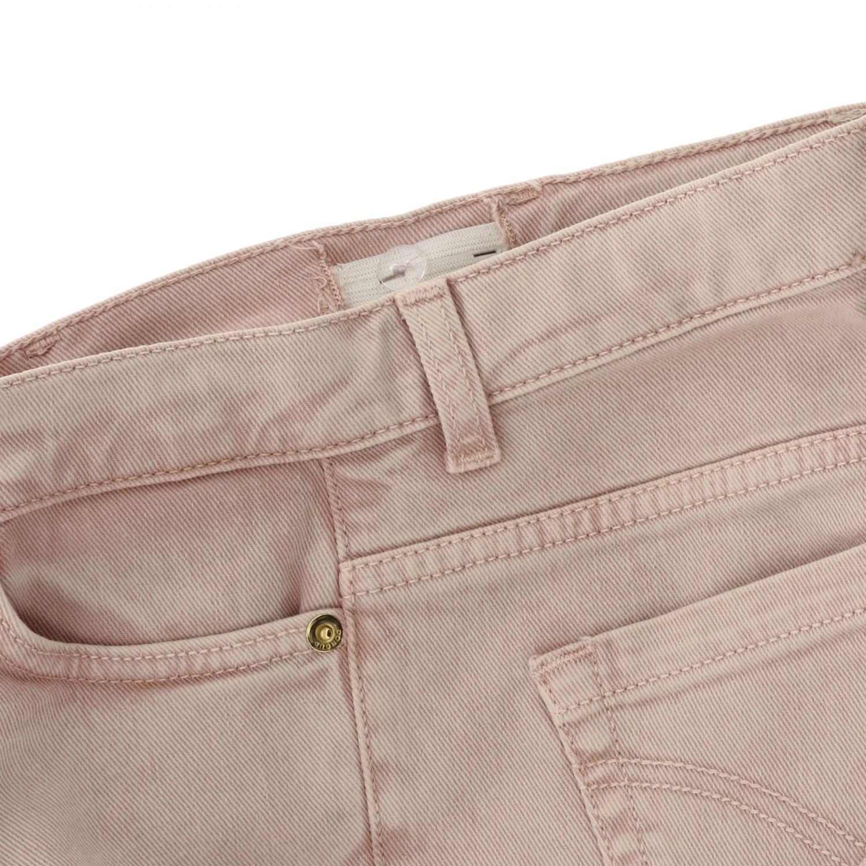 Pantalone Dondup: Pantalone bambino Dondup rosa 3