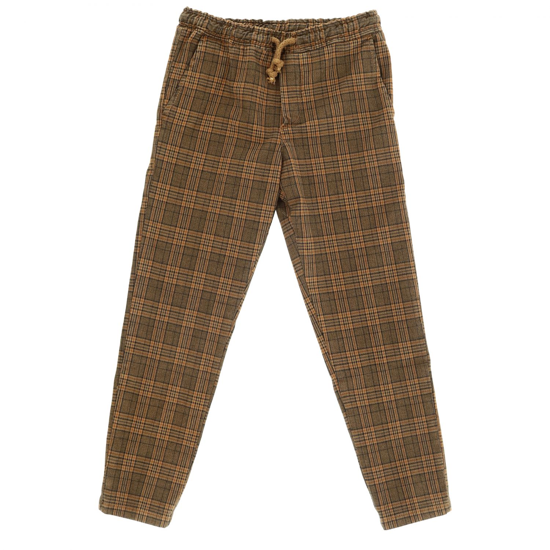 Pantalón Nupkeet: Pantalón niños Nupkeet camello 1