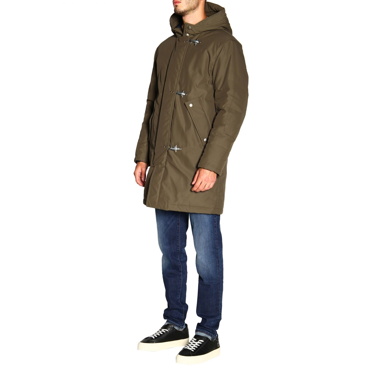 Jacket men Fay military 4