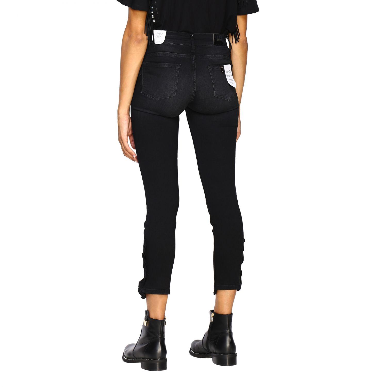 Jeans Liu Jo: Pantalón mujer Liu Jo negro 3