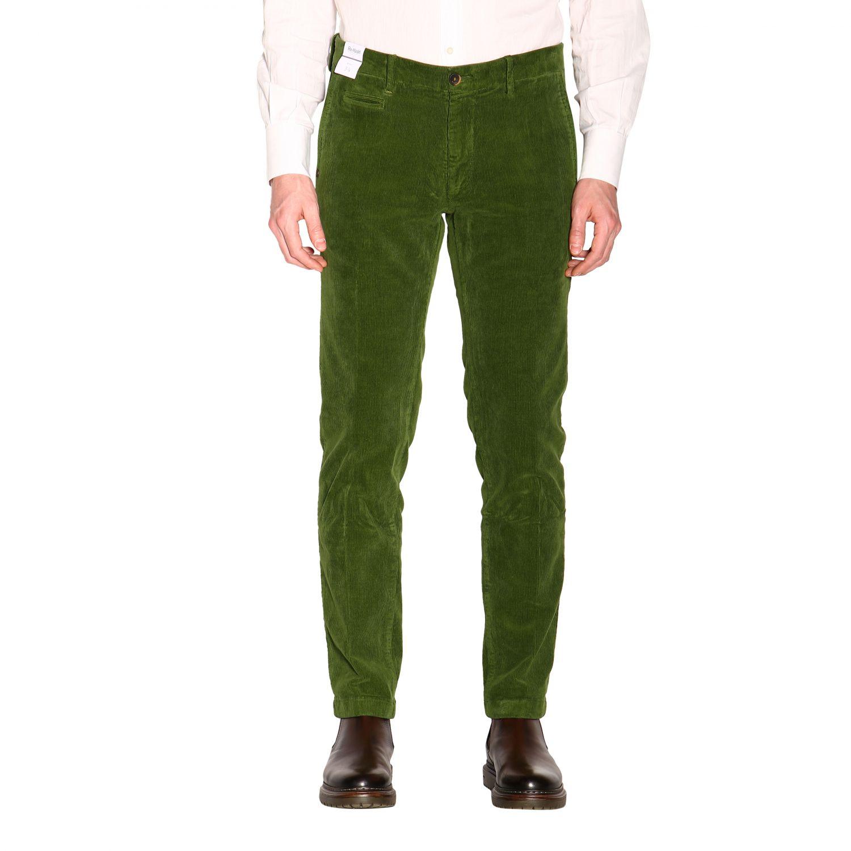 Pants men Re-hash green 1