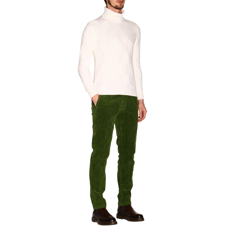 Pants men Re-hash green 2