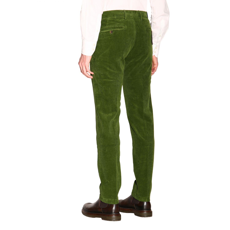 Pants men Re-hash green 3