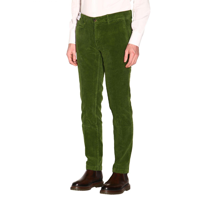 Pants men Re-hash green 4