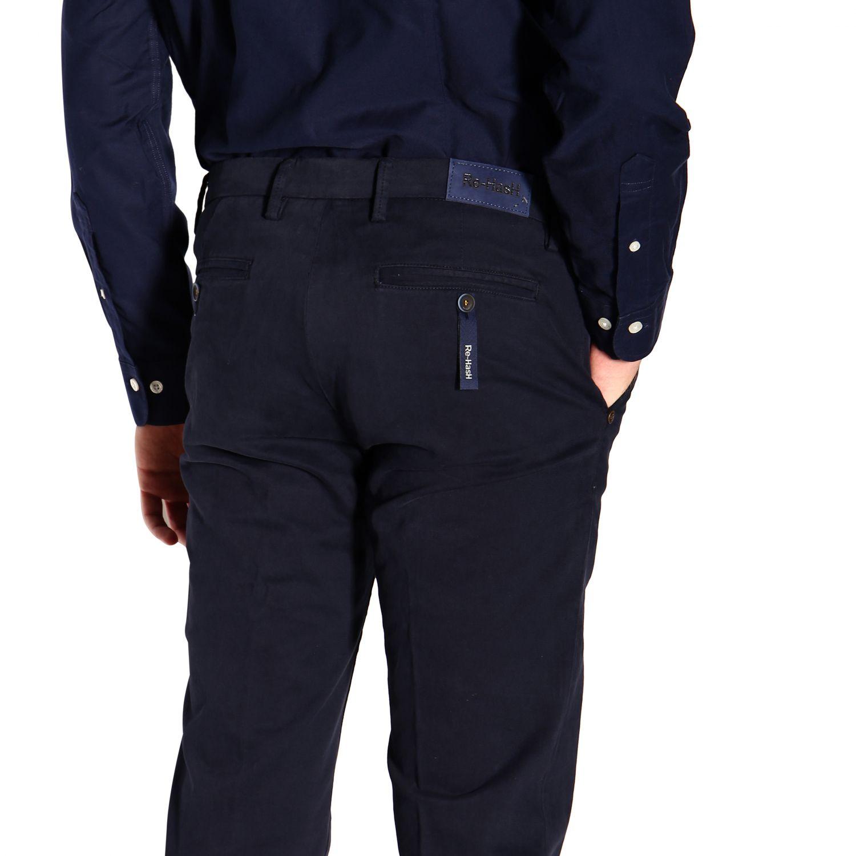 Pantalon homme Re-hash bleu 5