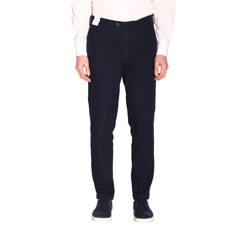 Pantalon homme Re-hash bleu 1