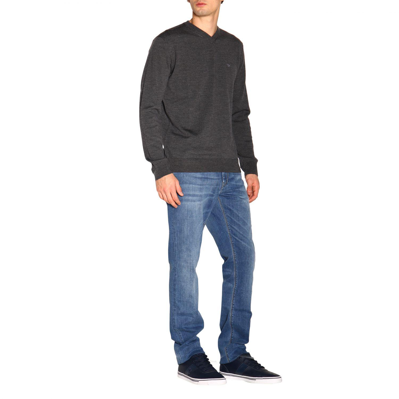 Pantalon homme Re-hash bleu 2