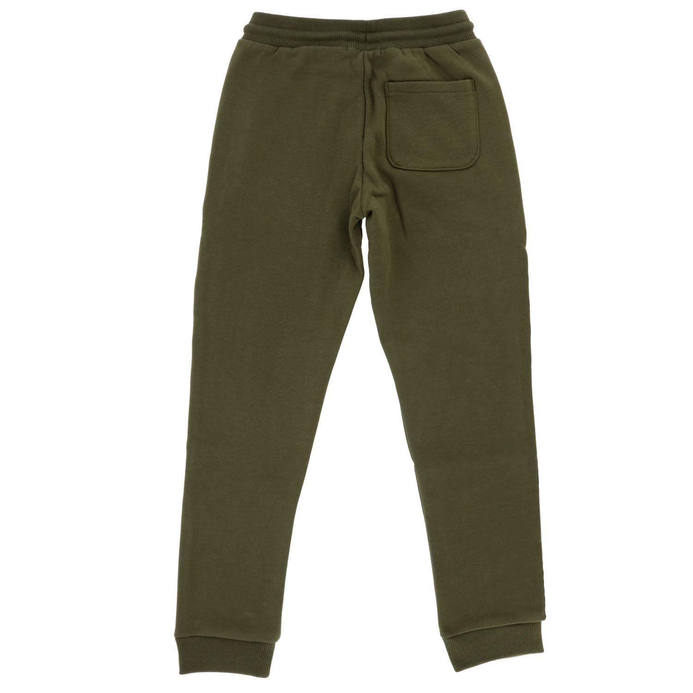 Pantalone Calvin Klein: Pantalone bambino Calvin Klein verde 2