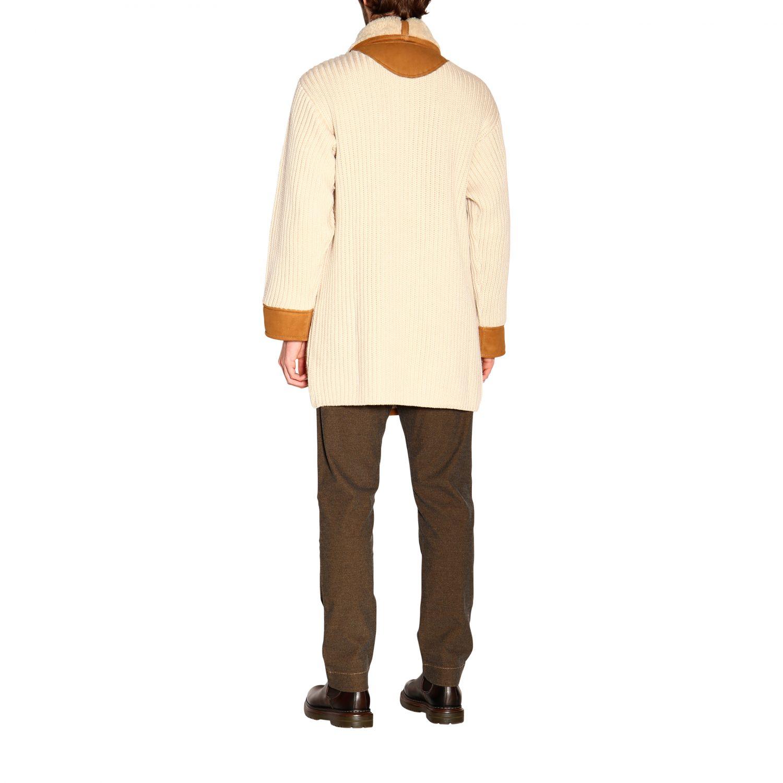 Пальто Alanui: Пальто Мужское Alanui белый 3