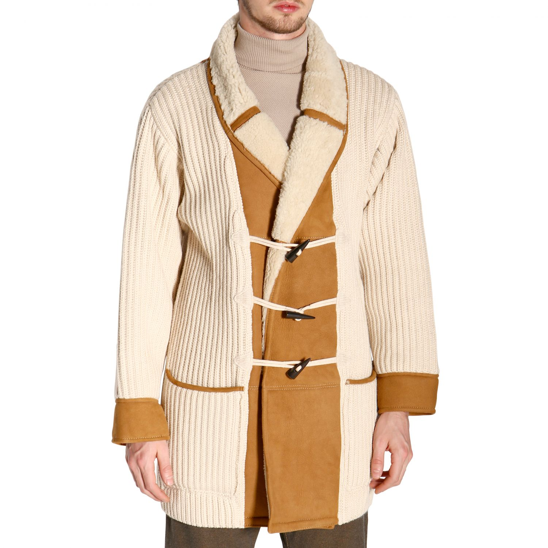 Пальто Alanui: Пальто Мужское Alanui белый 5