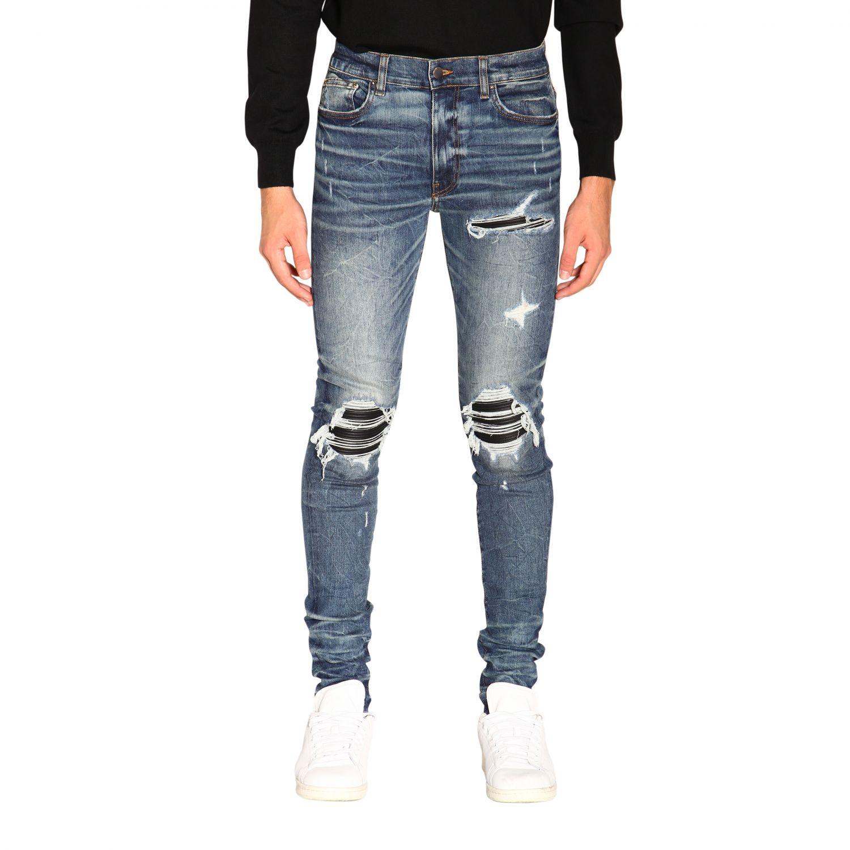 Jeans men Amiri blue 1