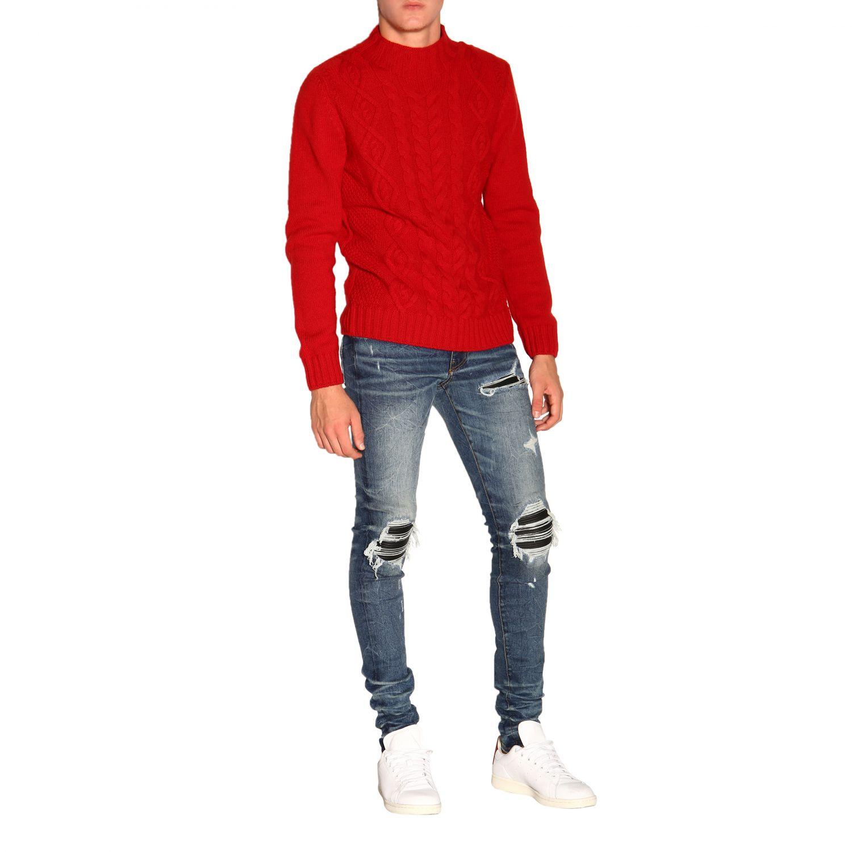 Jeans men Amiri blue 2