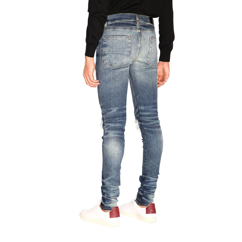 Jeans men Amiri blue 3