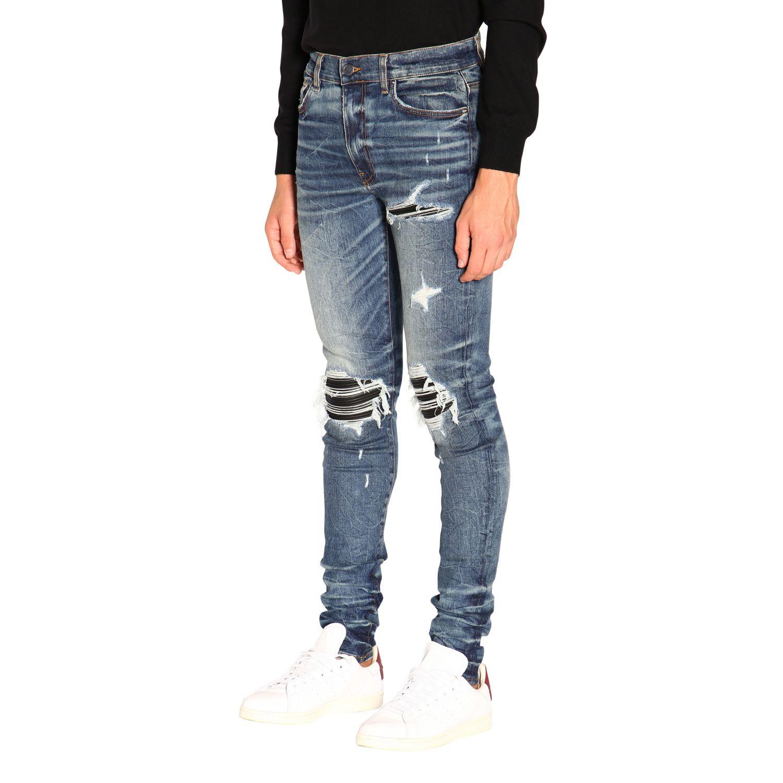 Jeans men Amiri blue 4