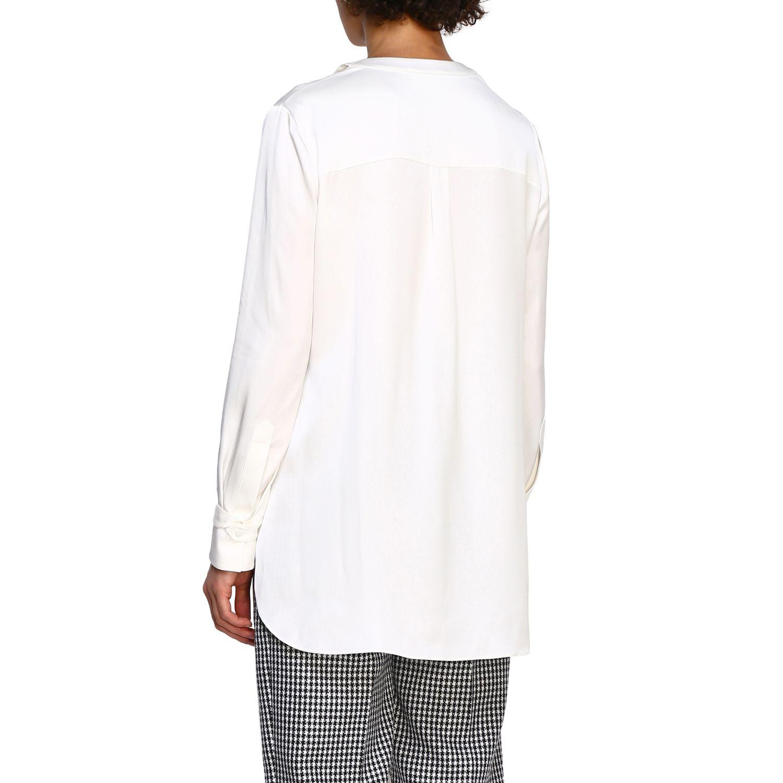 Shirt Alexander Mcqueen: Shirt women Alexander Mcqueen white 3