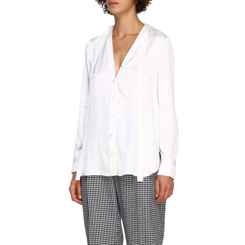 Shirt Alexander Mcqueen: Shirt women Alexander Mcqueen white 4