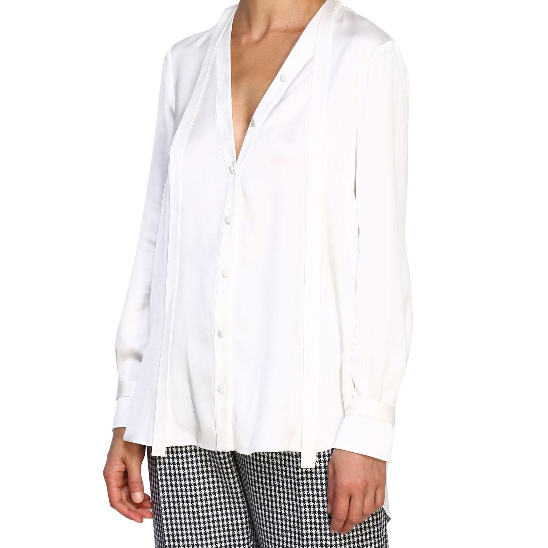Shirt Alexander Mcqueen: Shirt women Alexander Mcqueen white 5