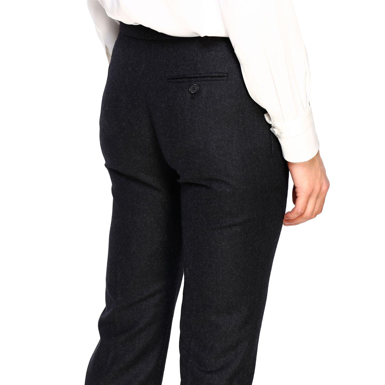 Pants Alexander Mcqueen: Pants women Alexander Mcqueen grey 5