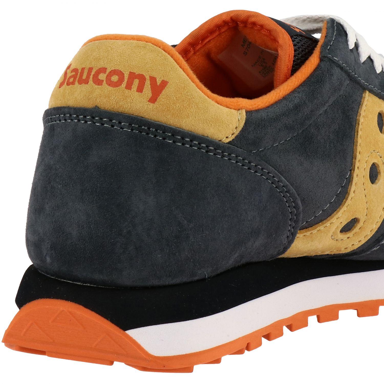 Sneakers herren Saucony grau 5