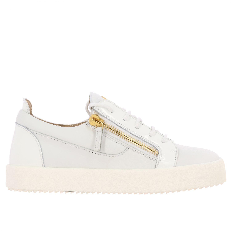 Спортивная обувь Женское Giuseppe Zanotti Design белый 1