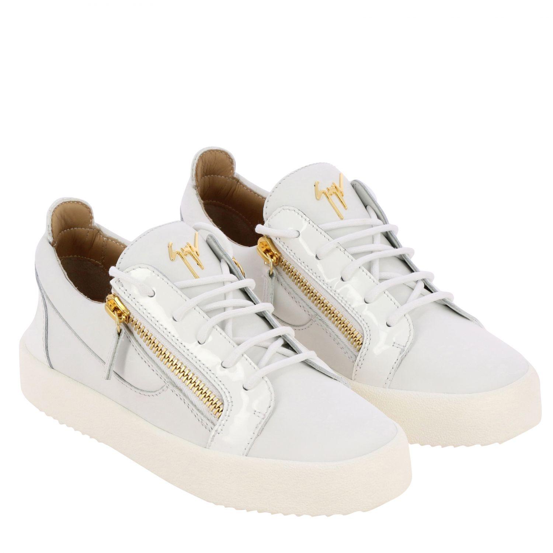 Спортивная обувь Женское Giuseppe Zanotti Design белый 2