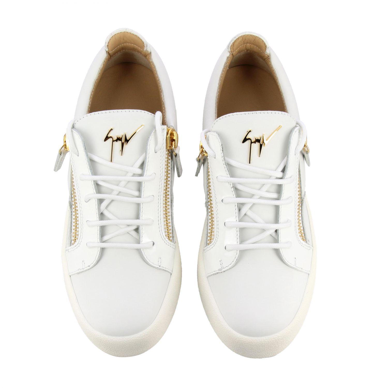 Спортивная обувь Женское Giuseppe Zanotti Design белый 3