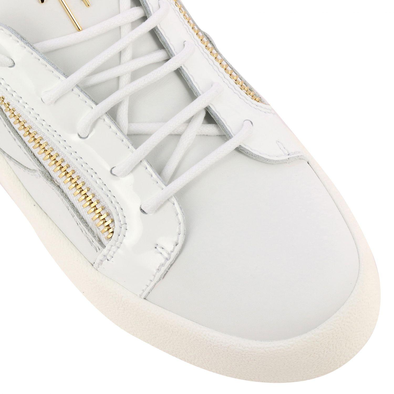 Спортивная обувь Женское Giuseppe Zanotti Design белый 4
