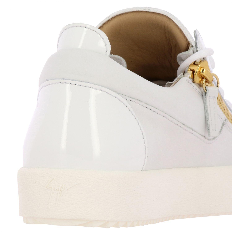 Спортивная обувь Женское Giuseppe Zanotti Design белый 5