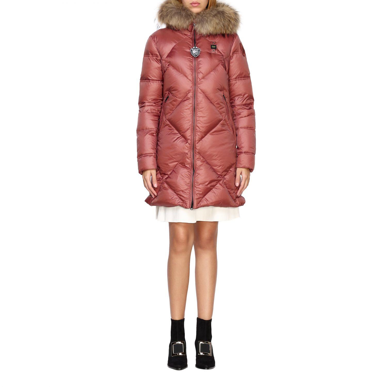 Trench coat women Blauer brown 1