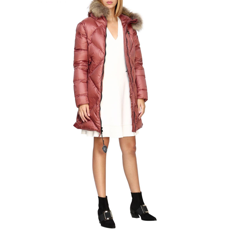 Trench coat women Blauer brown 2