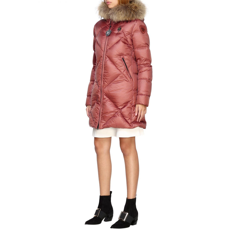 Trench coat women Blauer brown 4