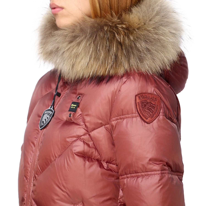 Trench coat women Blauer brown 5