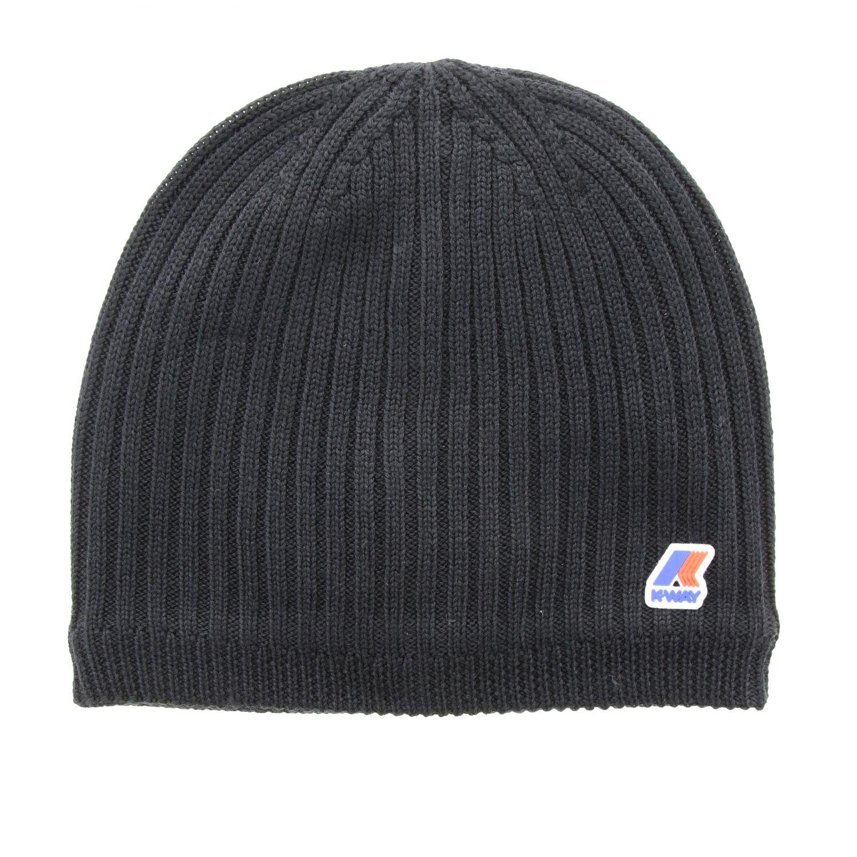 Hat men K-way black 1